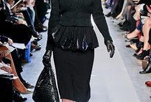 FALL 2012 - PEPLUM / by Nina Garcia