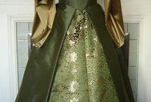 Dresses 2 (Period) / Period dresses / by Stephanie Woodland