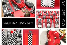 race car party / by Mary Cooke-Hall