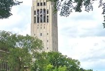 Ann Arbor Landmarks / by Lamp Post Inn