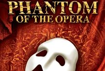 THE PHANTOM OF THE OPERA / by Marcus Center