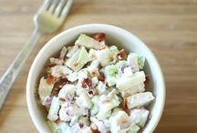 salads / by Melissa Carlisle