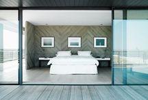 Bedrooms / by Kera Camp