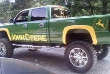 JohnDeere might just be obsessed / by Brittany Stone