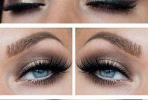 Hair Nails Makeup / by Marina Badrak Avdeyeva