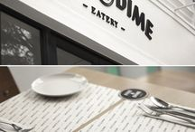 Restaurant branding / by Menu Monde