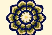 CROCHET FREE Mandala Patterns / Free Crochet Mandalas, grandalas.... / by Oombawka Design