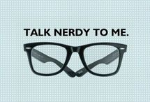 Talk nerdy to me ;p / All things for the extraordinary nerd. AKA tumblr on Pinterest. / by Jay Beaver