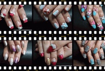 Nail Art / by Simple Arts Planet by Lis Sun