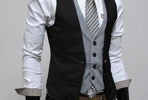 Well Dressed Man / by Sabrina Hubbard
