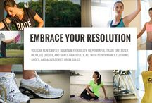 Embrace Your Resolution / Make this year your best! Here are some tips, guidance and motivation to help you stick with your resolutions. / by SIX:02