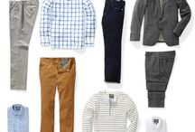 The All-Season 8 / Eight essential items you can weir all year round. theallseason8.com / by Bonobos