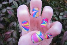 nail art / by Amber Casterline