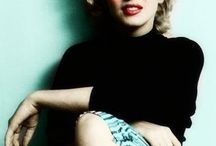 Faces of Marilyn / by Myra Jeffrey