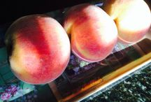 #LoveGeorgiaPeaches / #fresh #delicious #juicy #healthy / by Nancy Courter