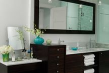 Bathroom Ideas / by Marion Green