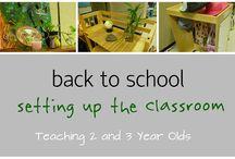 beginning of the year-preschool / by Jennifer Kerstiens