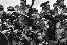 """Photojournalist ◆ Photographer / """"If your pictures aren't good enough,"""" War photographer Robert Capa used to say, """"you aren't close enough.""""  / by Vicki Li"""