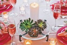Table decor / by veronica