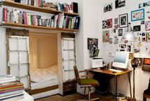 Small Spaces / by Annamarie Lucas