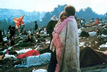 Woodstock & Hippies / by Mark 'n Marcia Snow-Eads