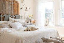 BEDROOMS & BATHS / by Sheila Lunski