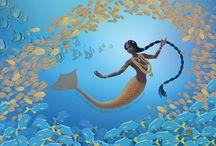 Mermaids  / by Nancy Tiernan