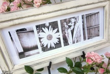 Photocraft / Neat photo ideas to take/craft / by Lisa Haller