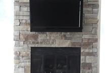 Fireplace Ideas / by Lisa Dye