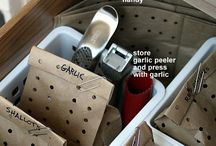Kitchen Tips / by Kim Charette