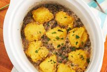 CrockPot Recipes / by Kristy Richards