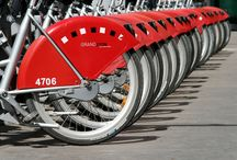 CITY BIKE SHARING / by bruno batailly