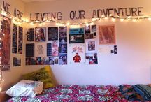 College dorm ideas❤️ / by Anna Norwood