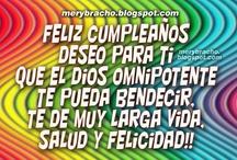 Birthday / by Elizabeth Valencia H