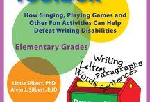 Homeschool - Dyslexia/Dysgraphia / by Mandie Gassett