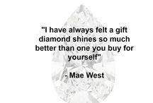 Jewelry Quotes / Our favorite quotes about our favorite thing: jewelry!  / by Geolat and Associates