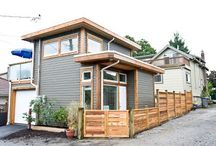 Exterior home Reno ideas / by Amy Pruett