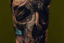 Skull / by Tattoofest