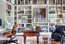 Home Office  / by Lindsay Kujawa