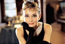 Audrey / the eternally elegant audrey hepburn / by Omar Kattan