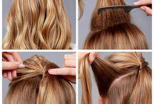 hair / by sandhya godbole