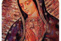 Mama Mary / by Sarah Reinhard
