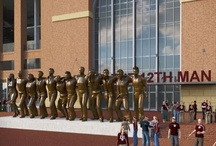 Kyle Field / Kyle Field throughout the years...  / by Aggieland Outfitters