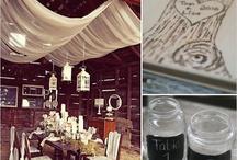 Jack & Judy's Wedding Ideas / Rustic styled / Huron substation / by Melissa Banos