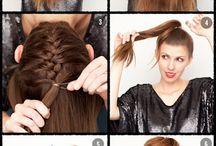 hAIR iDEAs / by Desiree' Marie
