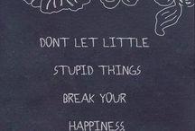 Quotes / by Gabby Aparicio
