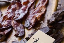 Bacon!!!!! / All things bacon...I'm not verifying the nutritional value of any of them. / by Kimberlee Stokes