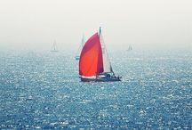 Of Ships & Sailing / by Kathleen Calahane