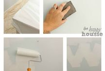 Painting projects / by Mandy Ethington Willis