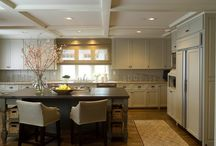 Inspirational Kitchens / by Susan Halstead